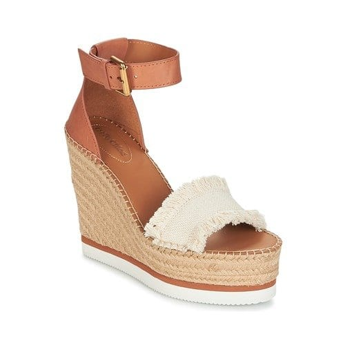 Chloe wedges from Spartoo