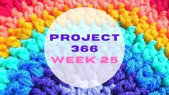 Project 366 Week 25