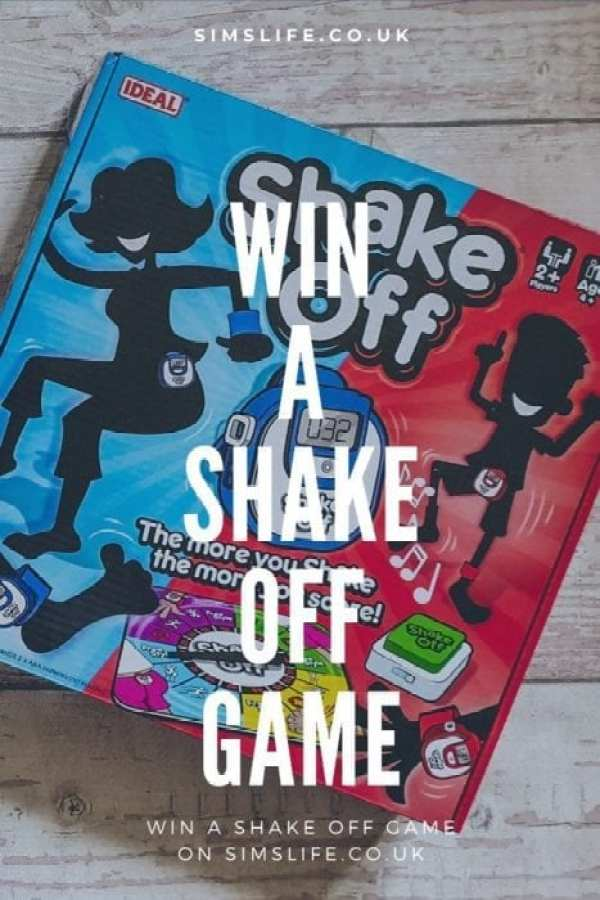Shake Off game giveaway