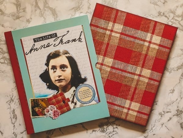 The Life of Anne Frank Portfolio