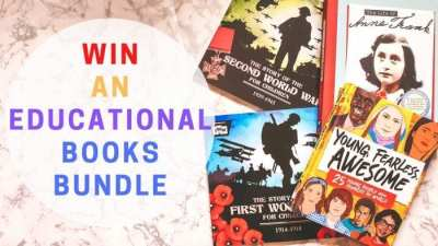 Win An Educational Books Bundle From Wellbeck Publishers