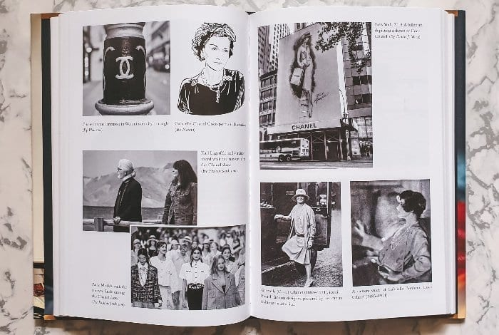 Book on Coco Chanel