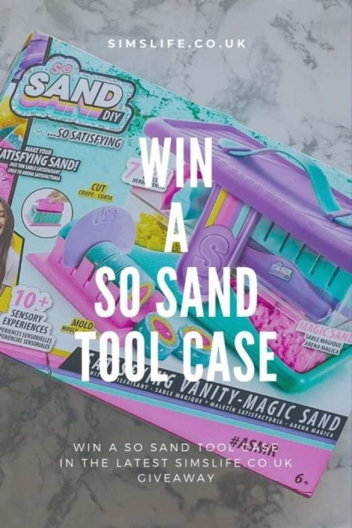 So Sand DIY Tool case