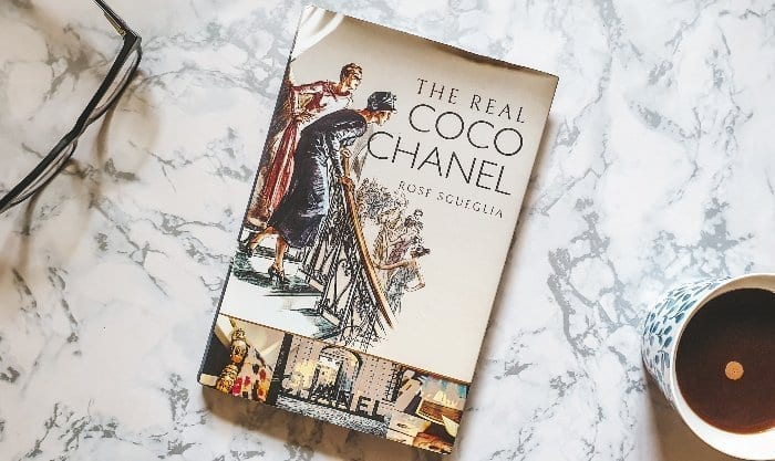 The Real Coco Chanel book