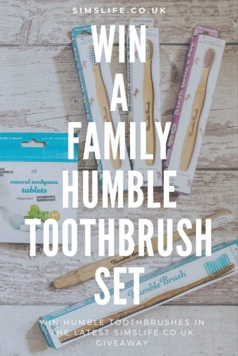 Win Bamboo Toothbrushes