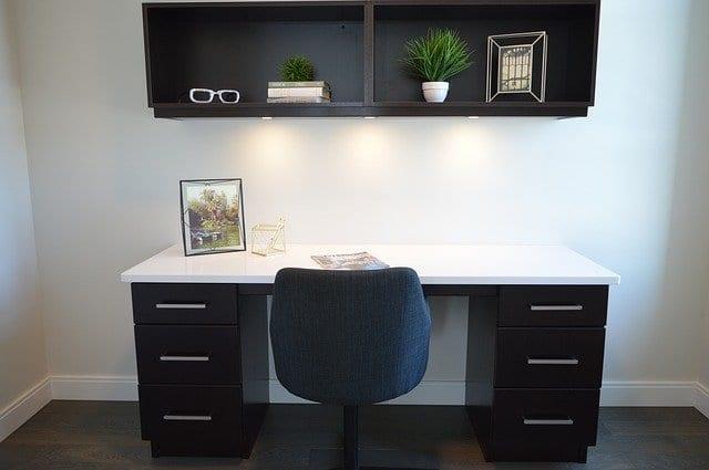 Office desk drawers