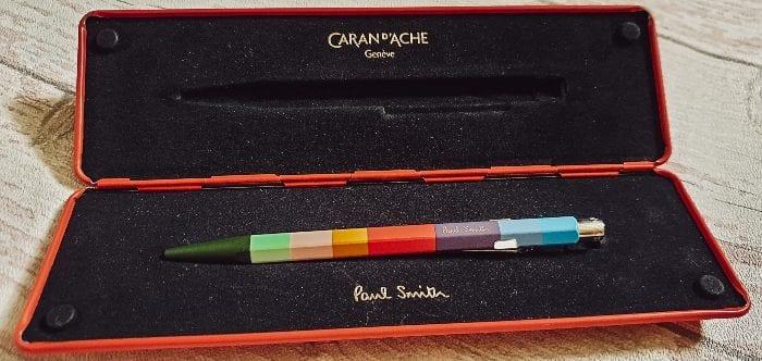 Caran D' Ache ballpoint pen