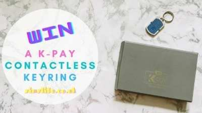 Win a K-pay contactless payment keyring