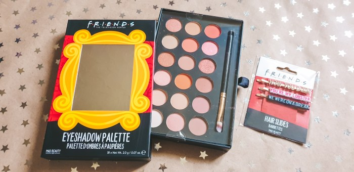 Friends range at Mad Beauty
