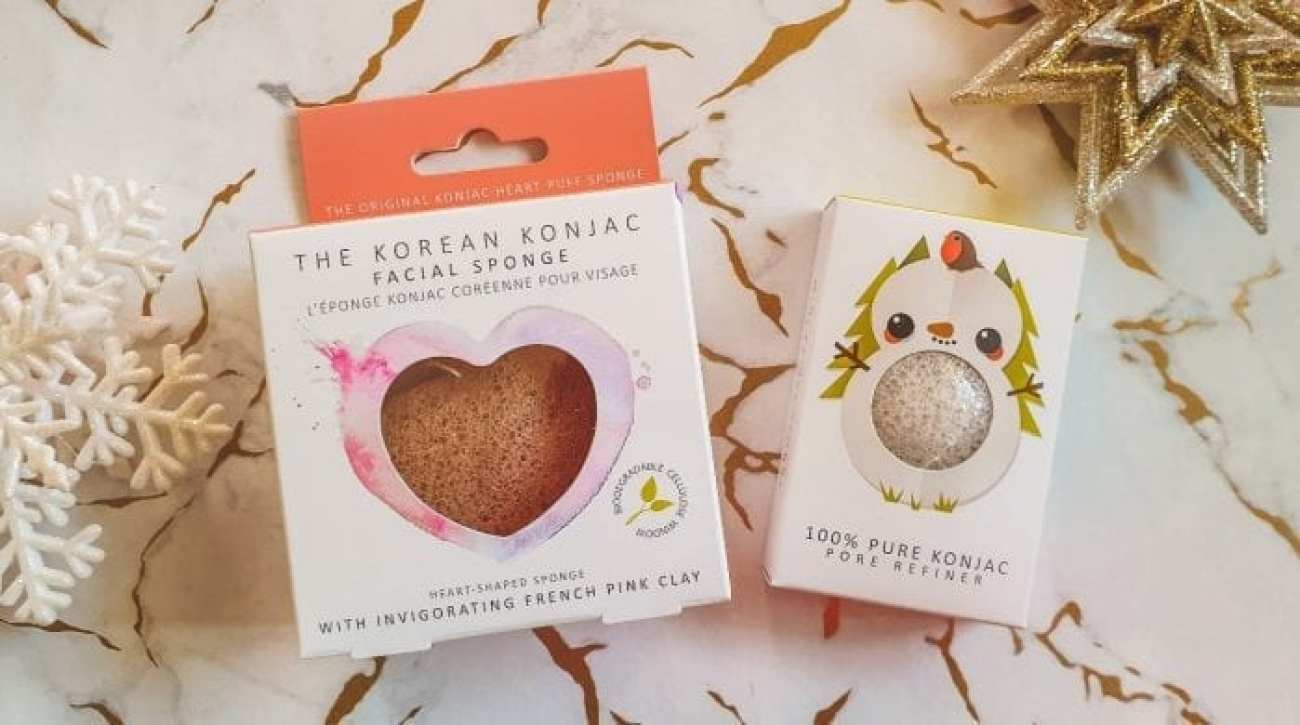 Konjac sponges for Teens