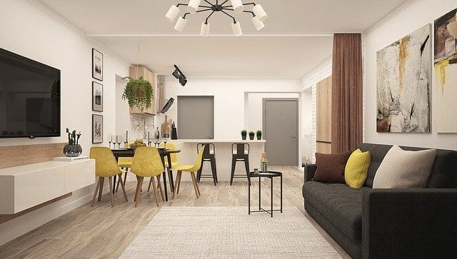 Add value to your home by sprucing up the decor