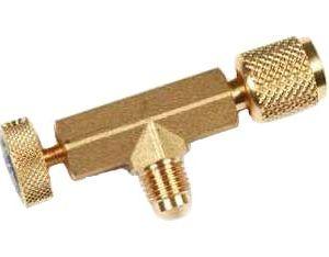 Lock-valve