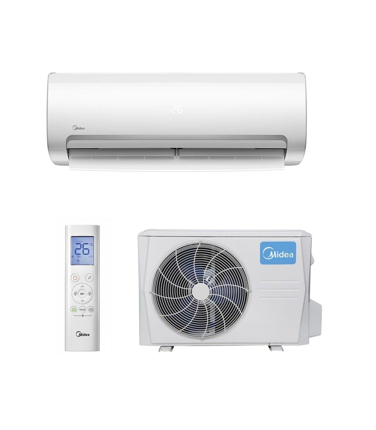 aire acondicionado split Midea Mission II 52(18)N8 suministros industriales moreno venta de aire acondicionado