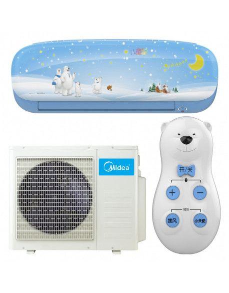aire acondicionado split midea KID STAR 26(09)N1 suministros moreno