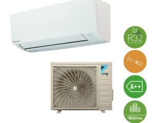conjunto split de pared daikin sensira TXC25B venta de aire acondicionado
