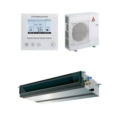 mitsubishi electric MGPEZ-100YJA aire acondicionado por conductos suministros industriales moreno