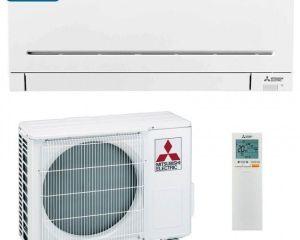 mitsubishi electric msz-ap20vg aire acondicionado split 1x1 de pared suministros industriales moreno vigo