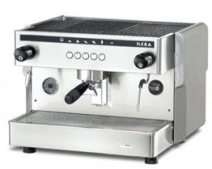 Cafeteras industriales Gaggia Nera 1 grupo