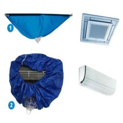 Cubiertas para limpieza de evaporadores Wigam EVA CASSETTE y EVA SPLIT