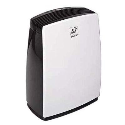 deshumidificadores s&p dhum modelo dhum-12 E 12 litros electrodomésticos baratos suministros moreno