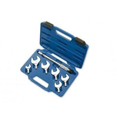 Juego de llaves dinamométricas TW KIT-04 con par de cierre regulable con maletín