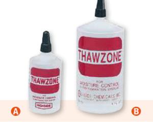 Líquido deshidratante para refrigeración Thawzone