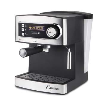 Cafetera express doméstica C-30-EX