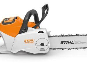 Motosierra STIHL MSA 220 C-BQ