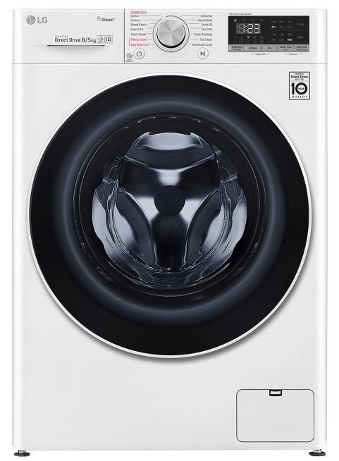 Lavadora Secadora Inteligente LG