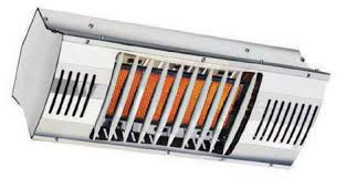 Calefacción a gas para exteriores TECNA SIABS DELUX