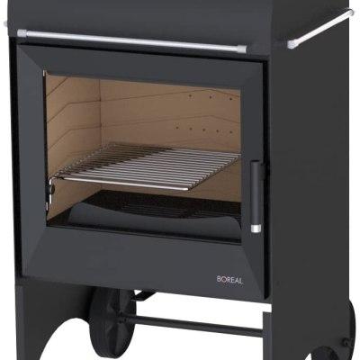 Estufa de leña Boreal E6000