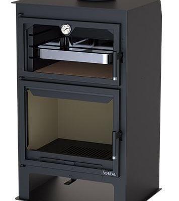 Estufa de leña Boreal EH8000