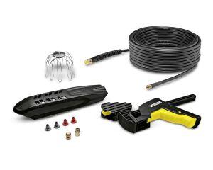 Kit para Limpieza de Tuberías y Canalones PC 20