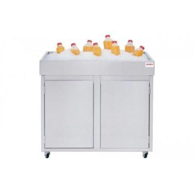 Mueble Display para Botellas Zummo