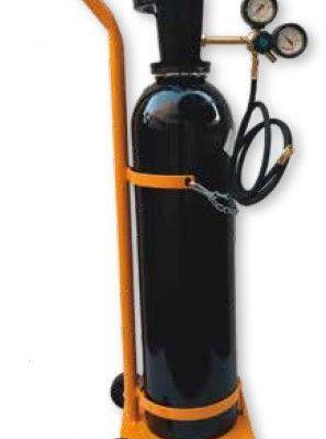 Kit Presurización Nitrógeno 60 Bar Botella B11 Wigam KIT N2-11/SK