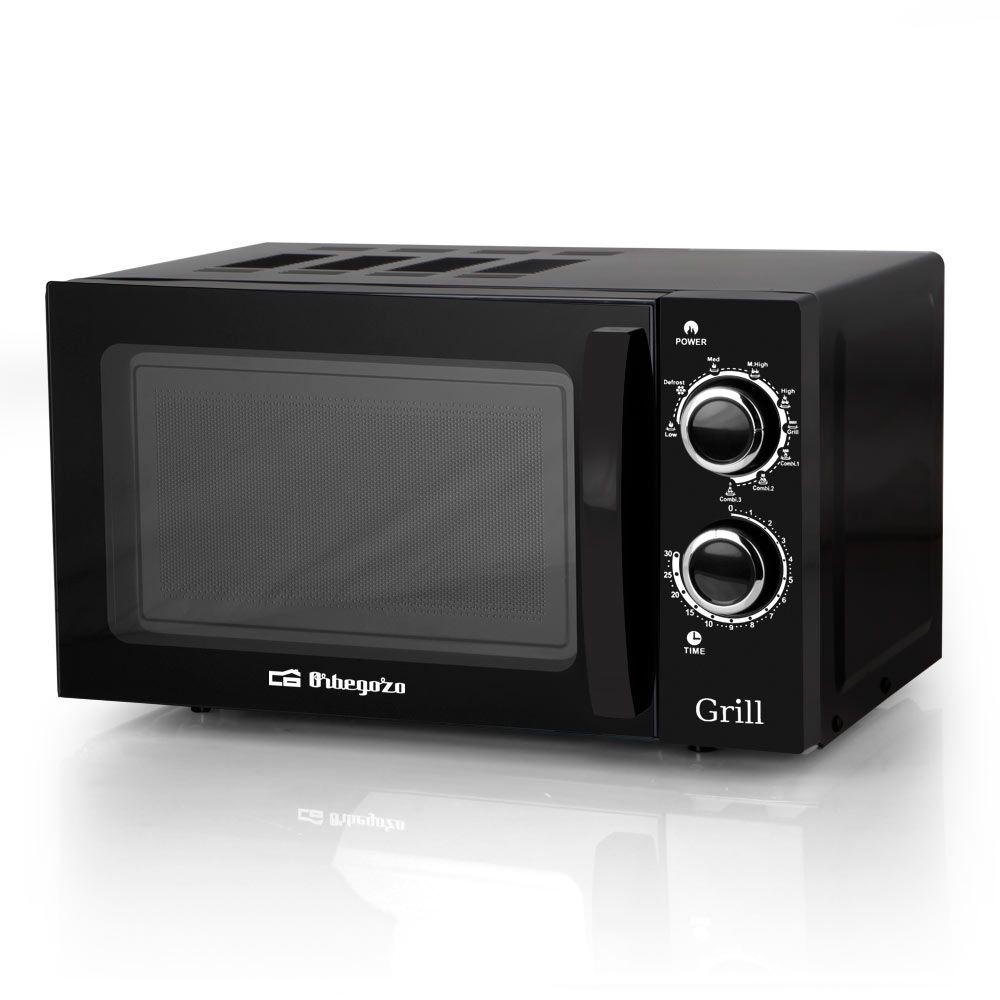 Microondas grill Orbegozo MIG-2031