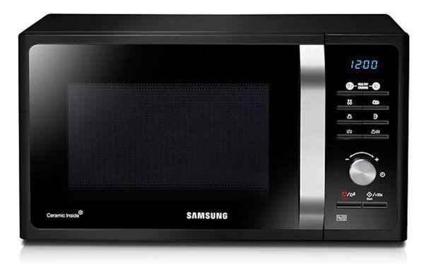 Microondas grill Samsung MG23F301TAK/EC