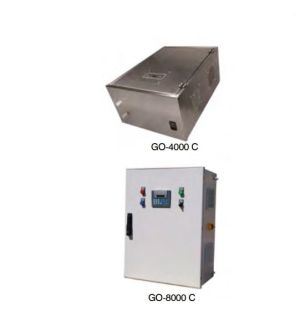 Generador de Ozono Industrial GO-C