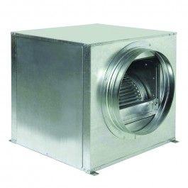 Cajas de ventilación S&P Serie CENTRIBOX CVB/CVT