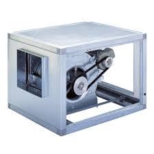 Cajas de ventilación S&P Serie CVTT