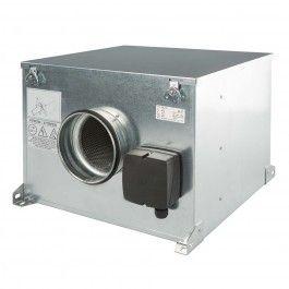 Cajas de ventilación estancas S&P Serie CAB-B