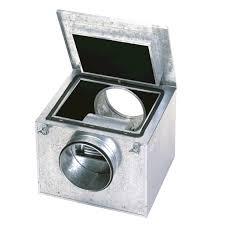 Cajas de ventilación estancas S&P Serie CAB