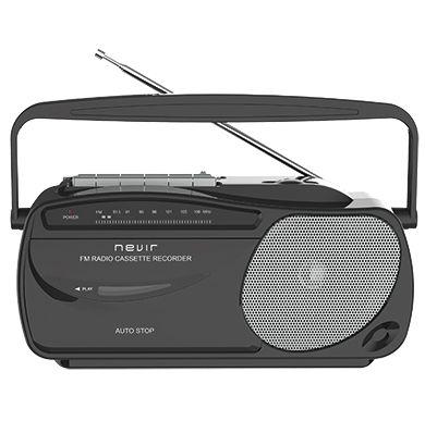 Radio cassette Nevir NVR 443 T
