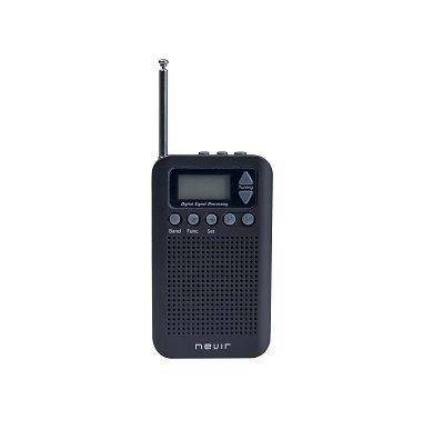 Radio portátil Nevir NVR 135 D
