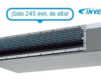 Conductos DAIKIN Serie Sky Air Alta Presión
