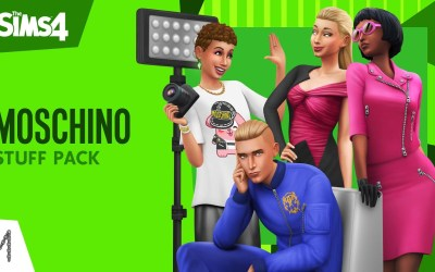 Télécharger Sims 4 – Kit Moschino