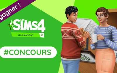 Grand Concours Kit Mini Maisons !