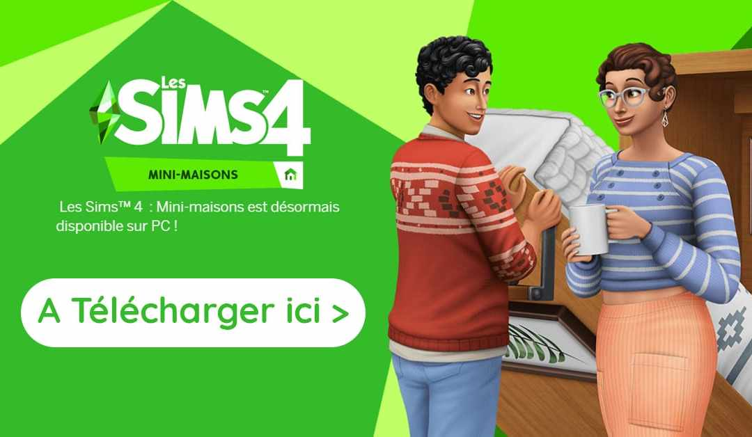 telecharger sims 4 mini maisons