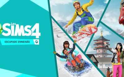 Télécharger Les Sims 4 Escapade enneigée !