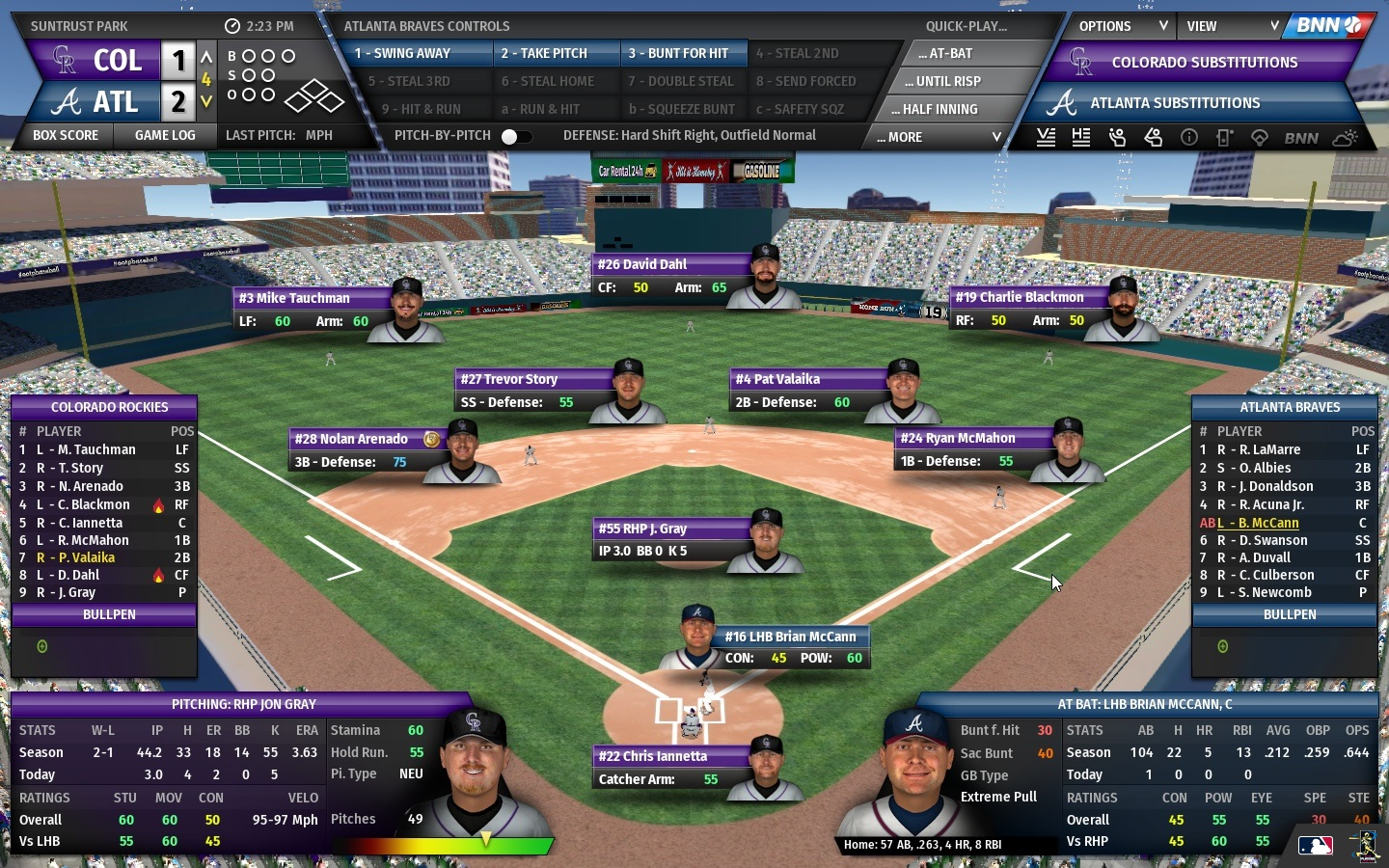 Community Round Table: Where do MLB The Show 19 and Out of the Park Baseball 20 Fit in Your Gaming Schedule? Which title wins out for the community?